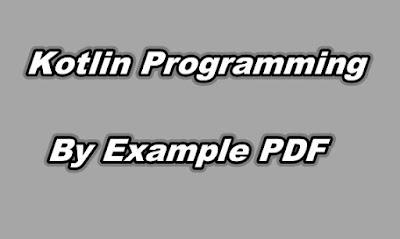 Kotlin Programming By Example PDF