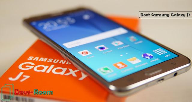 Cara Root Samsung Galaxy J7 SM-J700F