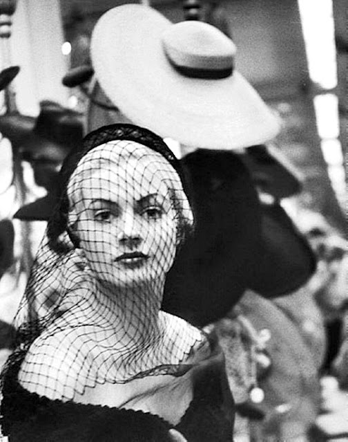 1951. Anita Ekberg - photo by Nina Leen