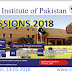 Textile Institute Of Pakistan Admissions Fall 2018