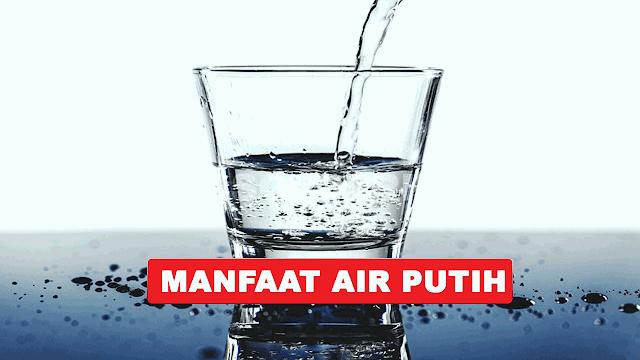 Manfaat Air Putih Bagi Kesehatan Tubuh