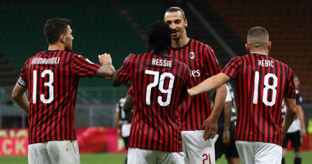 AC Milan vs Juventus 4-2 Highlights