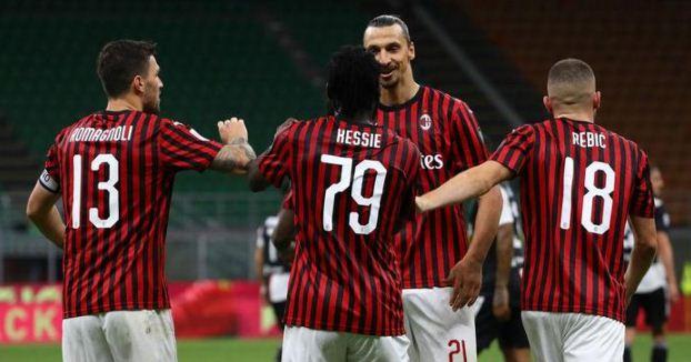AC Milan vs Juventus 4-2 Highlights