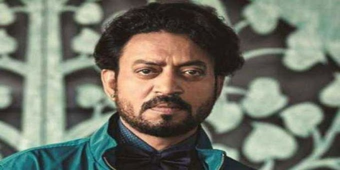 Bollywood actor Irfan Khan has died