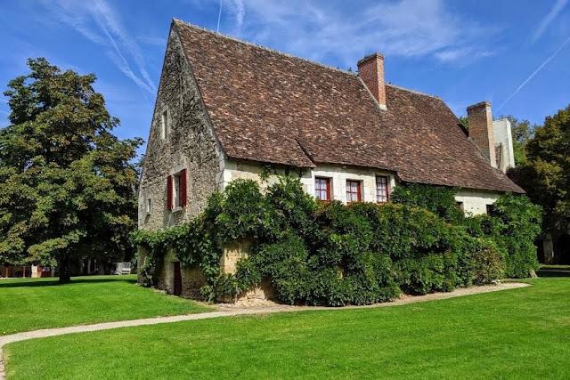 Loire Valley Castles: Gardens of Château de Chenonceau