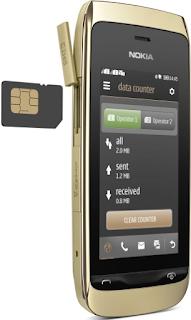 Smartphone Nokia Asha