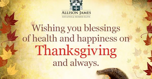 Have A Wonderful Thanksgiving, We all have so much to be thankful for :)