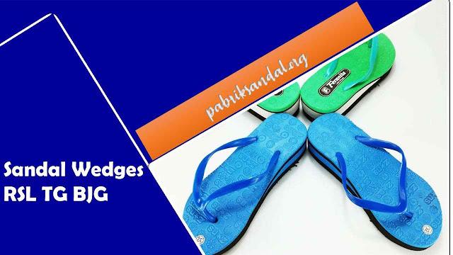 Pabrik Sandal Anak | Sandal Anak Termurah | Wedges RSL Tanggung BJG