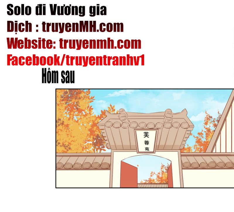 Solo Đi Vương Gia chap 69 - Trang 2