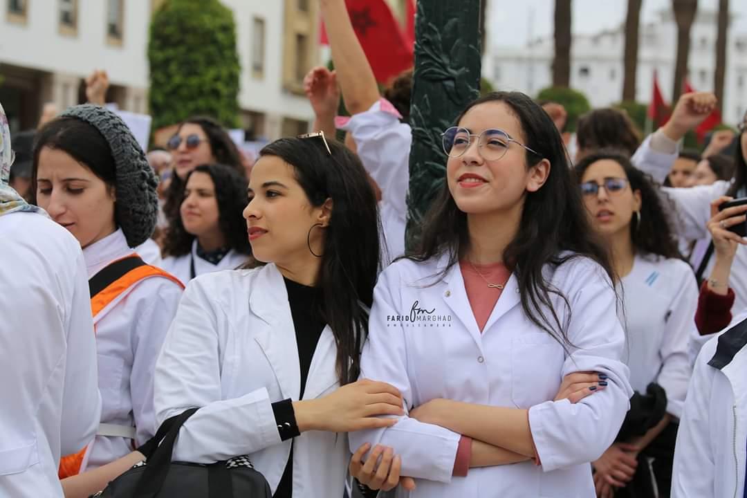 إجراءات خطيرة في حق أساتذة جامعيين تضامنو مع طلبة الطب