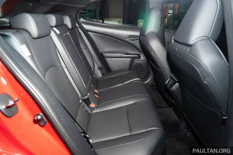 Cận cảnh Lexus UX 200 Urban 2020 vừa ra mắt