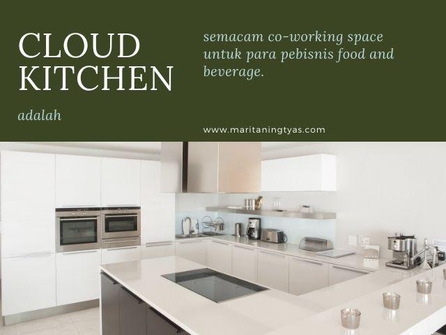cloud kitchen adalah