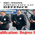 Ministry of Defence Recruitment – Various Civilian Assistant Security Officer Posts