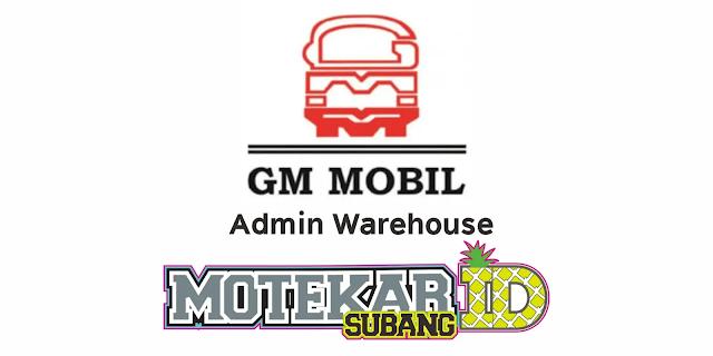 Info Lowongan Kerja PT Gaya Makmur Mobil April 2021