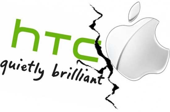 impact of apple patent claim against htc