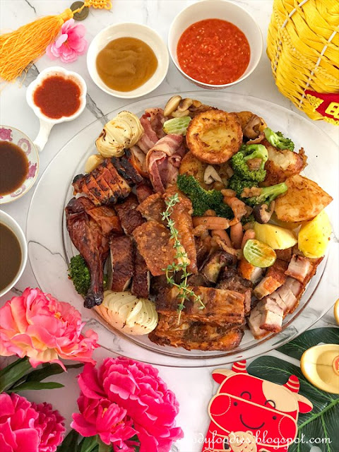 Rockafellers Changkat CNY 2021 Delivery