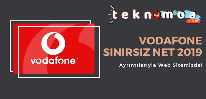 Vodafone Güncel Sınırsız İnternet!