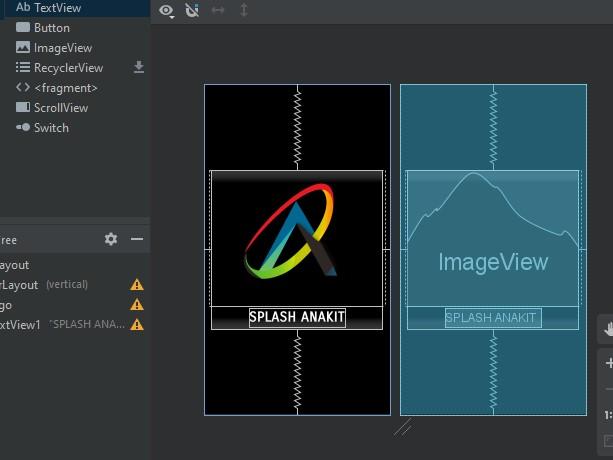 cara menambahkan splash screen adi android studio