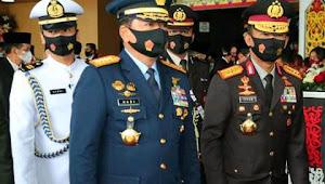 Panglima TNI Hadiri Sidang Tahunan MPR-DPR-DPD RI Tahun 2020.