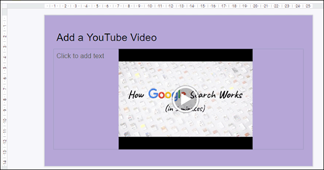 How to Add Background Music to Google Slides Presentation