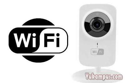 cara setting ip camera wireless