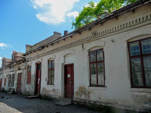 Дрогобыч. Солеварный завод