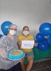 Alta Floresta: Vídeo Mostra equipe do Hospital Municipal fazendo homenagem no aniversário de paciente internado na ala do COVID-19