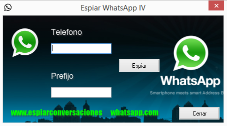 como espiar whatsapp desde pc