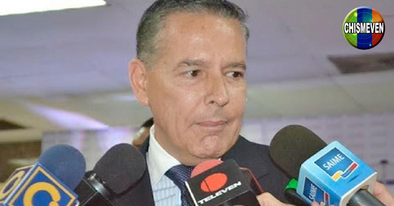 Virus Chino le cayó ahora al chavista José Vicente Rangel Ávalos