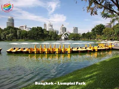 Bangkok - Lumpini Park