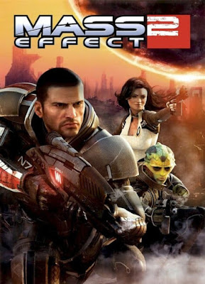 Capa do Mass Effect 2: Ultimate Edition