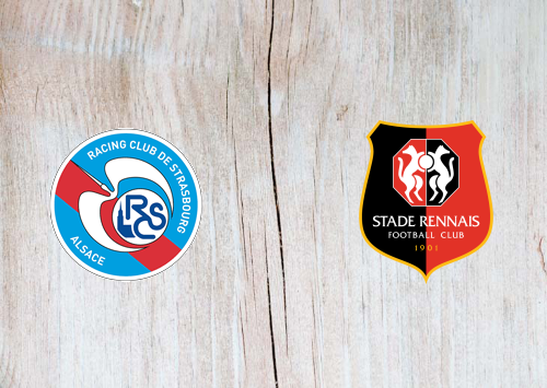 Strasbourg vs Rennes -Highlights 25 August 2019