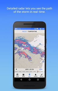 Dark Sky - Hyperlocal Weather APK