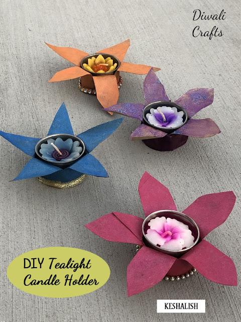 diy-diwali-tealight-holder