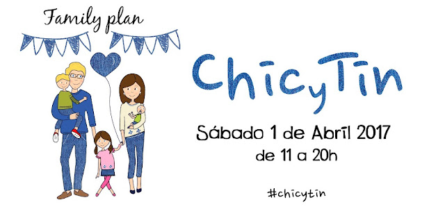 Chic y Tin Barcelona 1 Abril 2017