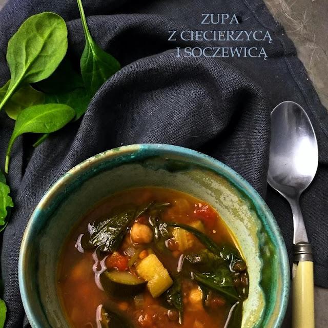 Zupa z ciecierzycy i soczewicy z wolnowaru