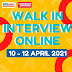 Walk In Interview Online Lowongan Kerja Crew Store Alfamart Rembang