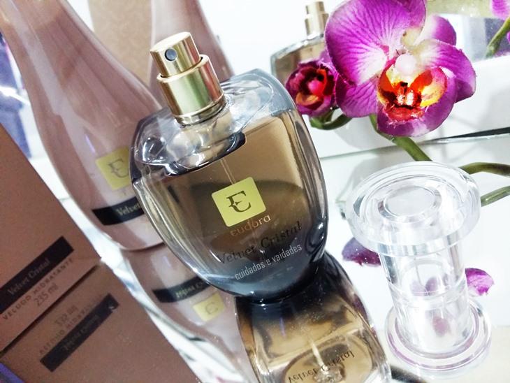 Velvet Cristal Eudora Perfume
