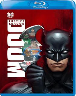 Justice League: Doom [2012] [BD50] [Latino]
