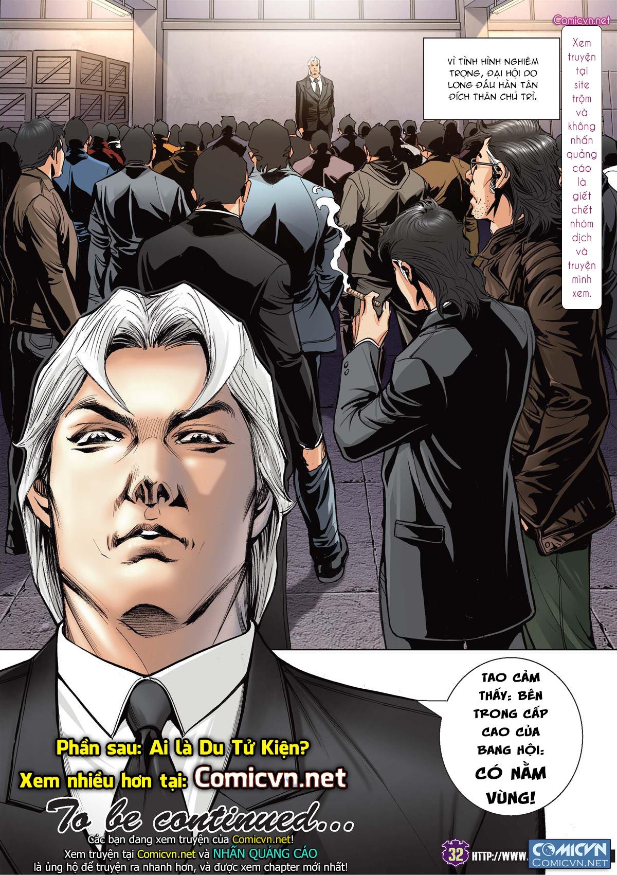 Người Trong Giang Hồ RAW Chương 2088 - NhoTruyen.Net