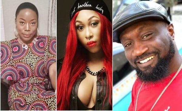 I should sue Jude Okoye, he didn't do his job well - Cynthia Morgan fires back