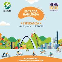 POS 2 Feria de bicicletas BICIGO 2018