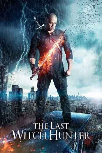 The Last Witch Hunter 2015 480p 350MB BRRip Dual Audio