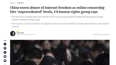 Internet Freedom in China