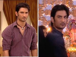 Sushant Singh Rajput as Manav in Pavitra Rishta