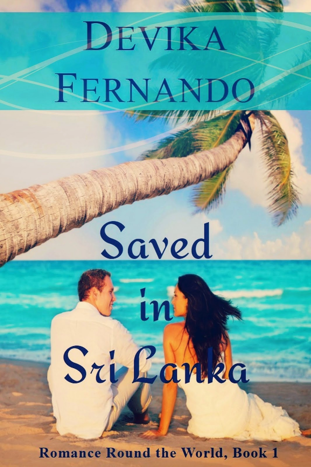 #BookReview: Saved in Sri Lanka by Devika Fernando