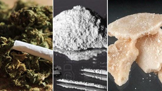 apreensao maconha cocaina crack justifica prisao