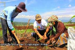 Upaya Pelestarian Lingkungan Hidup Daratan dan Perairan