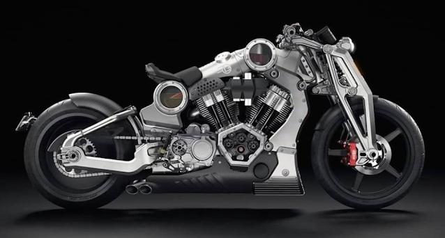 Motor Termahal Dan Tercanggih Di Dunia
