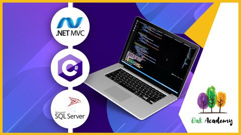 Full Stack Web Development with C# OOP, MS SQL & ASP.NET MVC [Free Online Course] - TechCracked